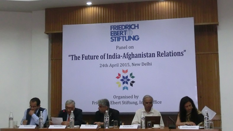 Event: Vision 2020: The Future of India-Afghanistan Relations