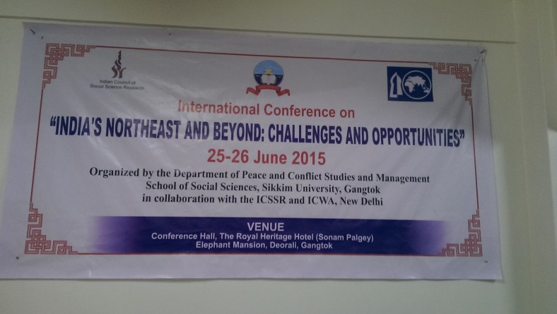 Event: India's Northeast & Beyond: Challenges and Opportunities