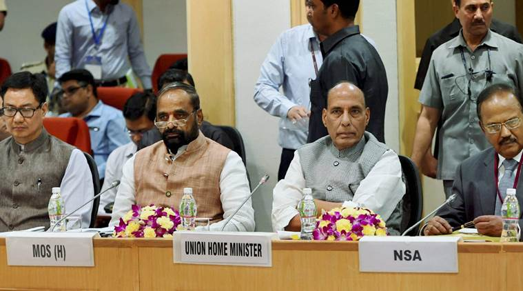Rajnath Singh to chair high level meeting