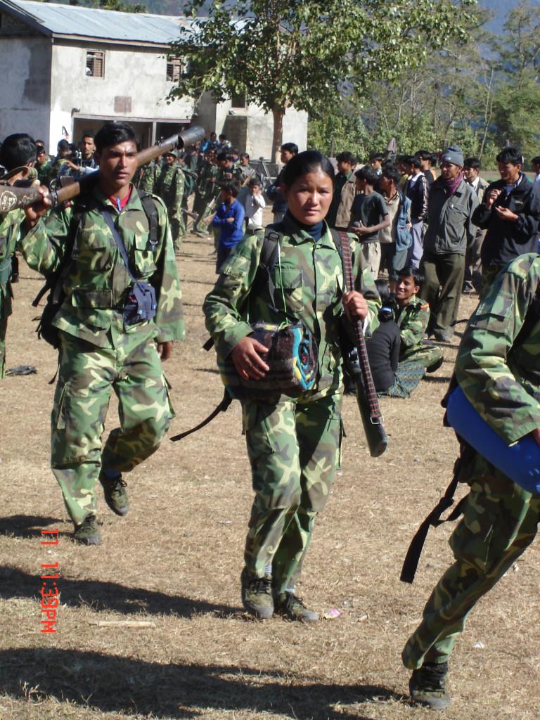 2_Maoist Women Cadres