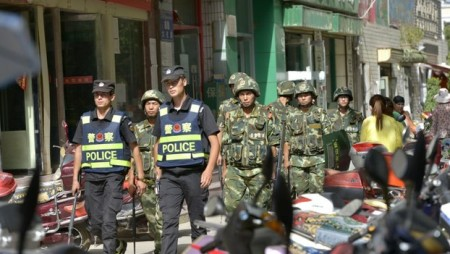 Analysis: China's Counter-terrorism in Xinjiang: Inward-Looking Template