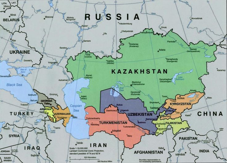 Special Report Islamic State in Central Asia  Mantraya