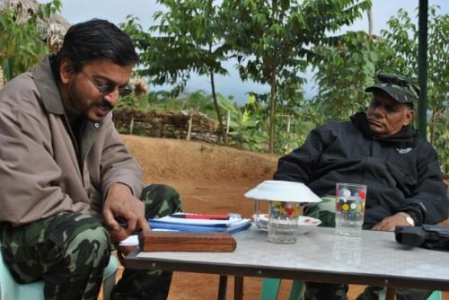 Rajeev Bhattacharya-Paresh Baruah
