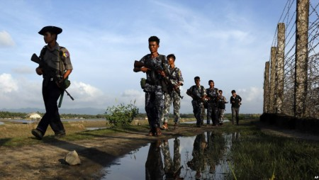 Countering Violent Extremism in Myanmar