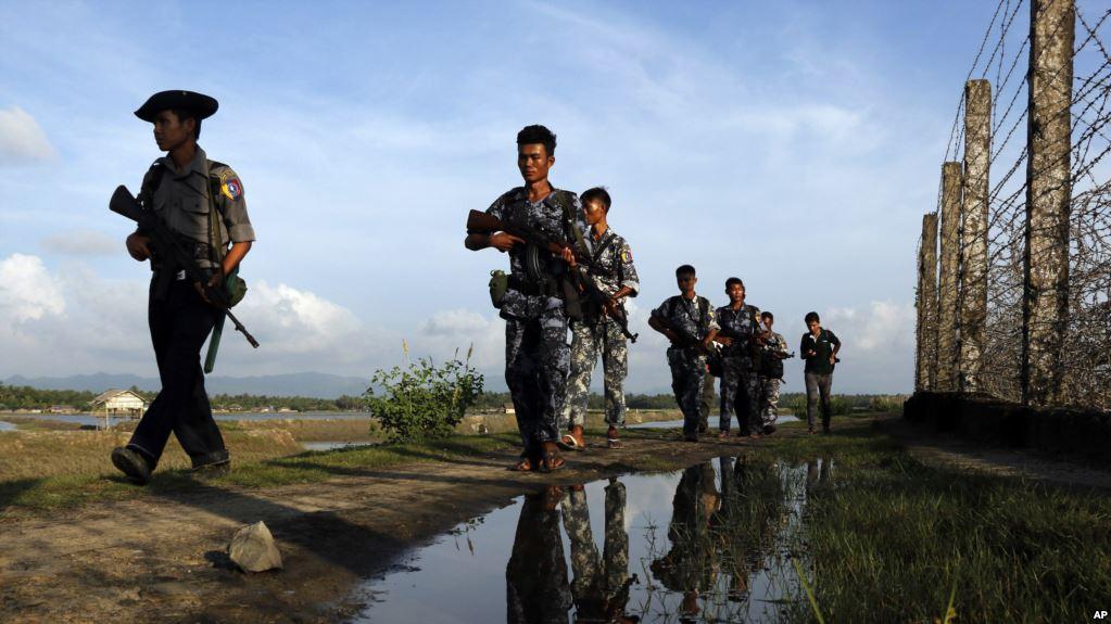 Myanmar Rakhine