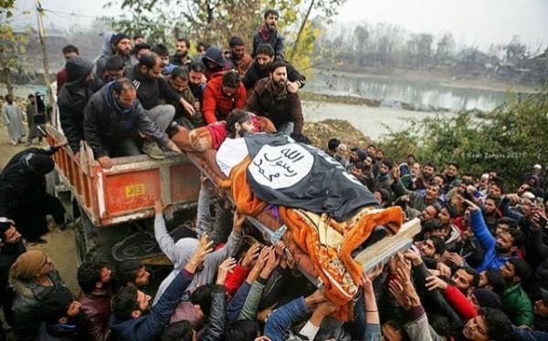IS Kashmir