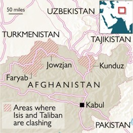IS in Afg