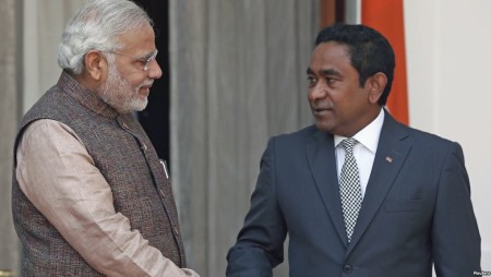 Brief: India's Maldives Policy:  Is it a 'Grenada moment'?