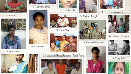 Special Report: Women Cadres of the CPI-Maoist