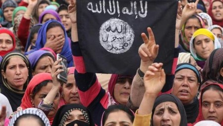 Special Report: Islamic State in Kashmir: Black Flags and Black Shrouds