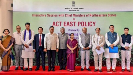 Analysis: India's 'Act East' Policy: Impact on Mizoram and Manipur