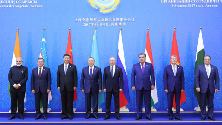 Occasional Paper: Shanghai Cooperation Organization and South Asia: Balancing Act