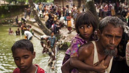 Special Report: Emerging Human Trafficking Networks of Rohingya: A Symbiotic Nexus