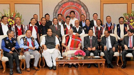 Analysis: 'Negative Peace': Conflict Economy of Naga Insurgency